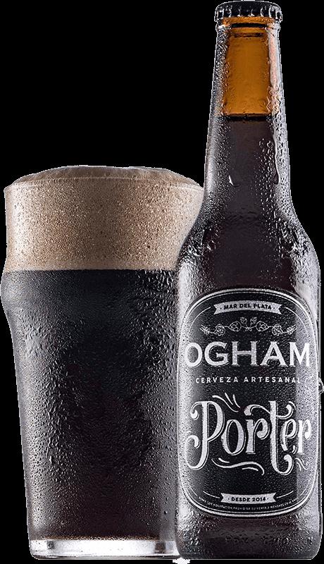 Estilos de cerveza Ogham: Porter